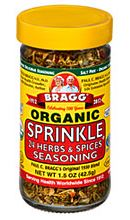 HERB AND SPICE SPRINKLE